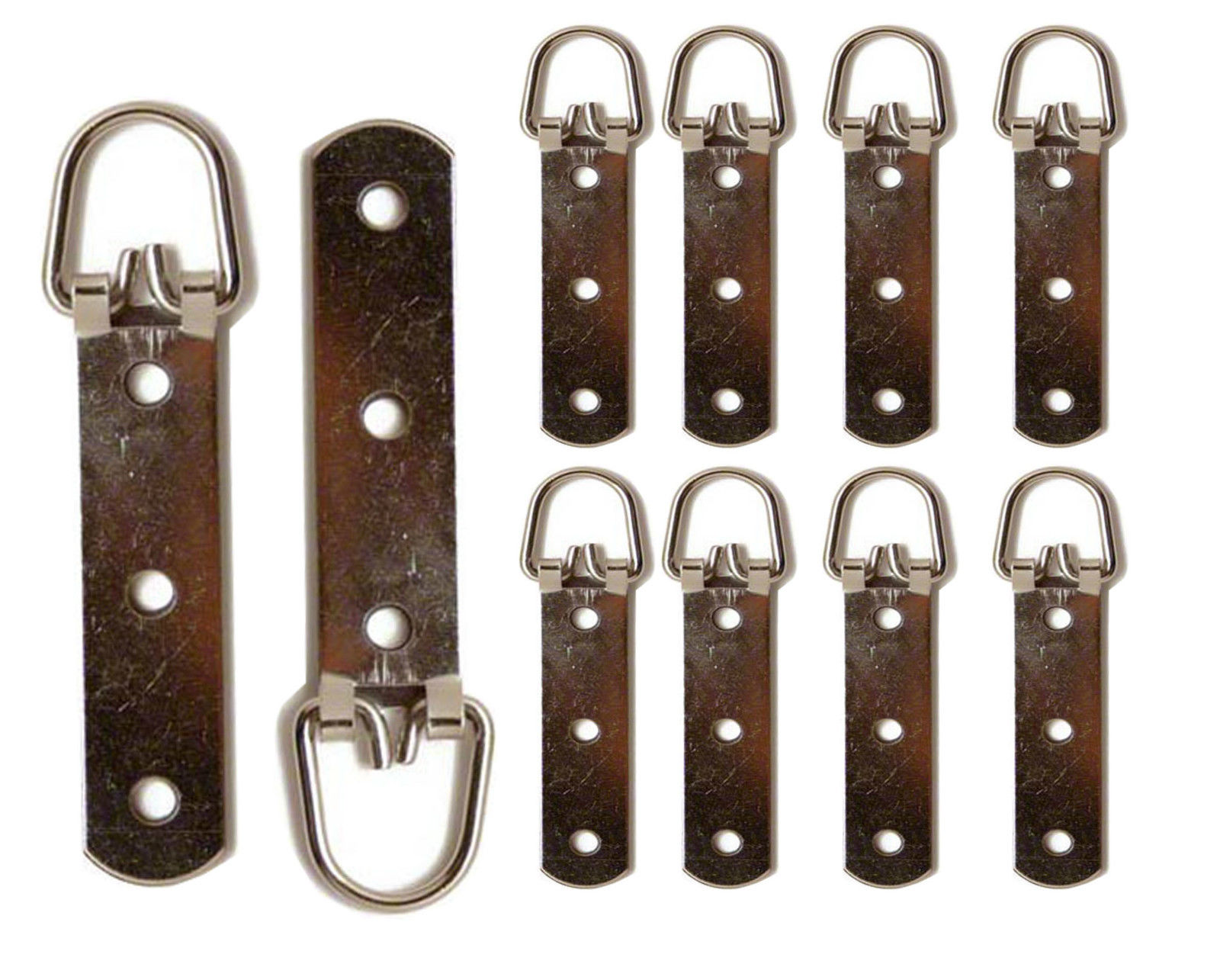 Heavy Duty 3 Hole Hook D Ring Hook Strap Picture Frame